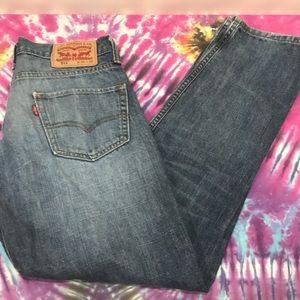 Levi's 511 Slim Denim Jeans